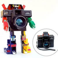 Voltron Camera Really Works -Craziest Gadgets