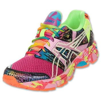 girls grade school asics gel noosa tri 8 running shoes  number 1