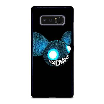 DEADMAU5 Samsung Galaxy Note 8 Case Cover