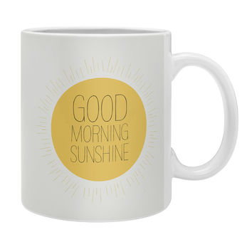 Allyson Johnson Morning Sunshine Coffee Mug