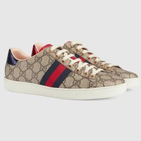 Gucci Man Woman Fashion Sport shoes