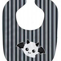 Halloween Ghost Bat Baby Bib BB6964BIB