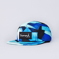 Flatspot - Diamond VVS Simplicity 5 Panel Camp Cap