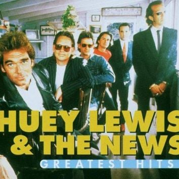 Huey Lewis & the News - Greatest Hits