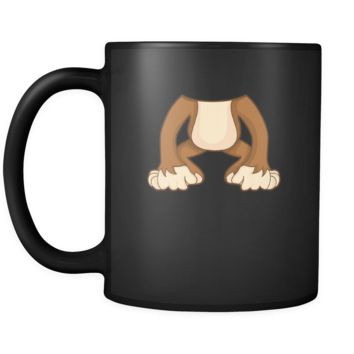 Monkey Body Animal Costime Funny Monkeys 11oz Mug