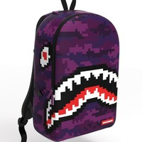 Pixel Shark Backpack by Sprayground
