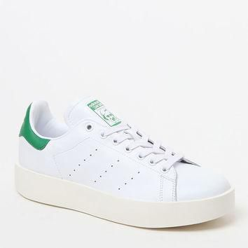 adidas Women's Stan Smith White Sneakers at PacSun.com