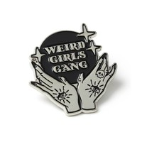 Girl Gang Pin [B]