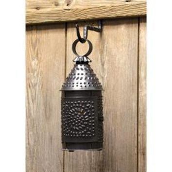 Punched Tin Revere Lantern