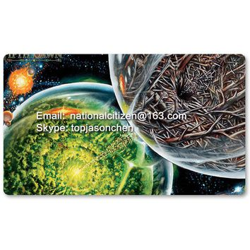 Many Playmat Choices -Crucible of Worlds- MTG Board Game Mat Table Mat for Magical Mouse Mat the Gathering 60 x 35CM