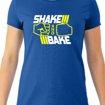 Shake and Bake Talladega Nights Ricky Bobby Women's Tee