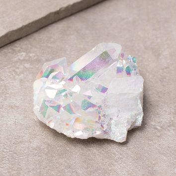 Opal Aura Quartz Cluster - One of a Kind