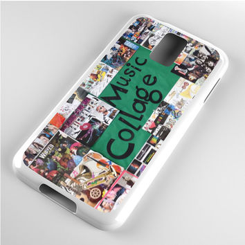 Broadway Musical Collage Samsung Galaxy S5 Case