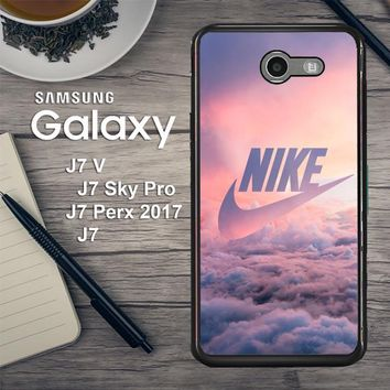 Nike In Cloud X4559 Samsung Galaxy J7 V , J7 Sky Pro, J7 Perx 2017 SM J727 Case