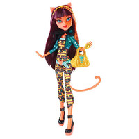 LicensedCartoons.com: Monster High Freaky Fusion Cleolei Doll