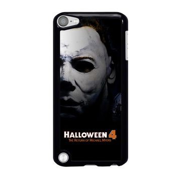 MICHAEL MYERS HALLOWEEN 4 iPod Touch 5 Case Cover