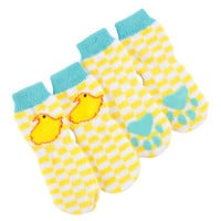 PEEPS® Checkered Sock | Shoes & Socks | PetSmart