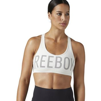 Reebok Hero Racer Padded Sports Bra