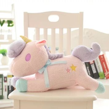 Small Plush Unicorn Stuffed Animal