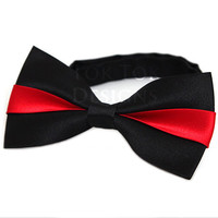 Tok Tok Designs Pre-Tied Bow Tie for Men & Teenagers (B25)