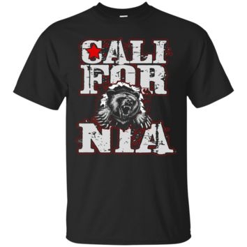 California Republic Bear T Shirt