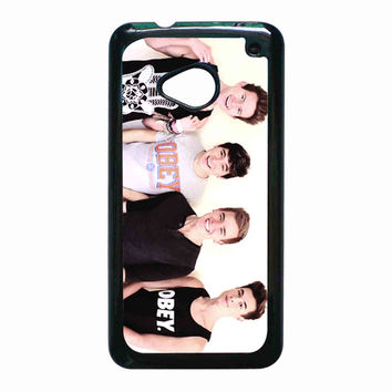 Jc Caylen Ricky Dillon Kian Lawley and Connor Franta for HTC One M7 case *RA*