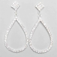 Classic Tear Drop Earrings :: www.windsorstore.com