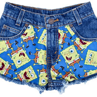 Spongebob Shorts