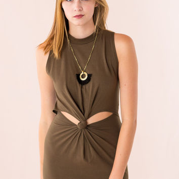 Knot Your Babe Dress