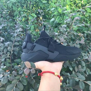 Nike Air Huarache Ultra BR 5 all balck