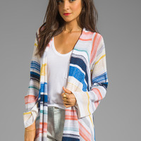 Goddis Naples Sweater in At Sea from REVOLVEclothing.com