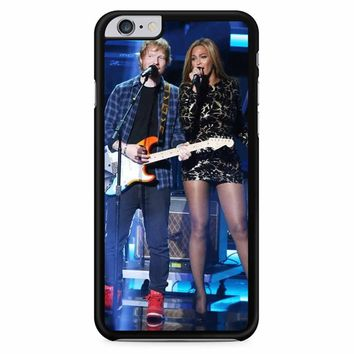 Ed Sheeran And Beyonce 1 iPhone 6 Plus / 6s Plus Case