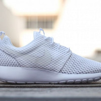 Nike Roshe One (Breeze Edition/Triple White)