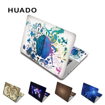 "New Laptop Skin Sticker 15.6"" Notebook Decal Covers 13 15"" 17"" Inch for Macbook Pro 15/ Xiaomi Air 13.3/ Lenovo/Asus"