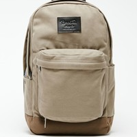 Brixton Basic School Backpack - Mens Backpacks - White - One