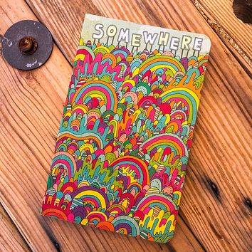Somewhere, a Write Now Journal