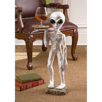 Roswell The Alien Butler Table