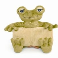 Mud Pie Baby Animal Crackers Frog Play Blanket