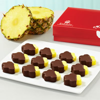 Chocolate Dipped Pineapple Daisies® Box
