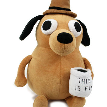 TopatoCo: This is Fine Plush Dog PRE-ORDER