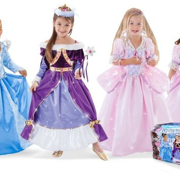 Princess Factory by Teetot Winter Wonderland Dress-Up Chest, Various