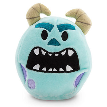 Disney Sulley Emoji Plush 4'' New Edition New With Tags