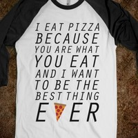 I Eat Pizza