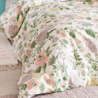 Amara Floral Duvet Cover | Urban Outfitters