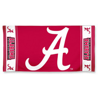 Alabama Crimson Tide - Logo 30x60 Fiber Beach Towel