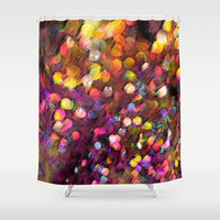 September Shower Curtain by Anne Seltmann