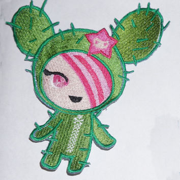 Tokidoki Sandy No Sew Iron On Patch
