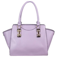 "Fashion and Style Pastel Purple ""Must Have"" Purse"