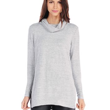 RD Style Cowl Neck T-Shirt