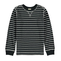 Boys Classic Striped Thermal (Kids)